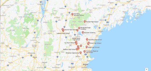 Top High Schools in New Hampshire