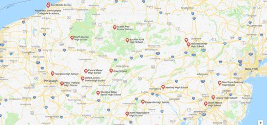 Top High Schools in Pennsylvania
