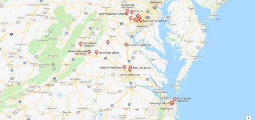 Top High Schools in Virginia
