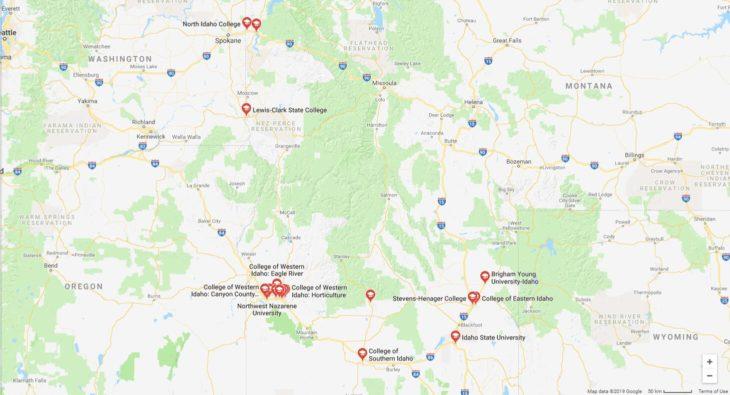Top Nursing Schools in Idaho