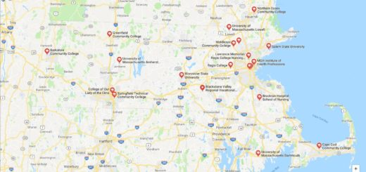 Top Nursing Schools in Massachusetts