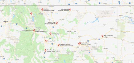 Top Nursing Schools in Montana