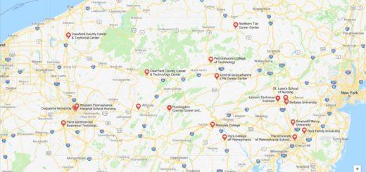 Top Nursing Schools in Pennsylvania