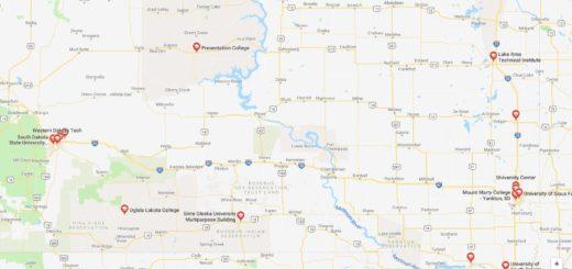 Top Nursing Schools in South Dakota