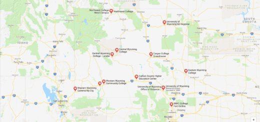 Top Nursing Schools in Wyoming