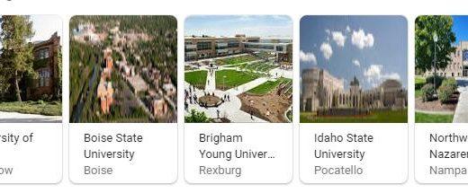 Top Universities in Idaho