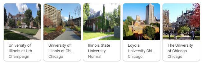 Top Universities in Illinois