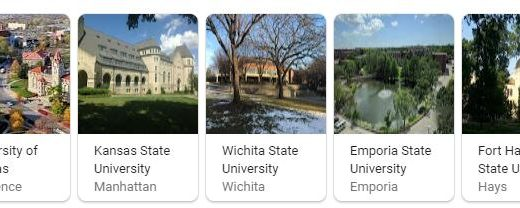 Top Universities in Kansas