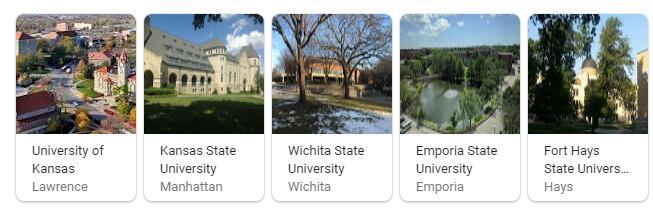 Top Universities in Kansas