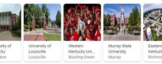 Top Universities in Kentucky