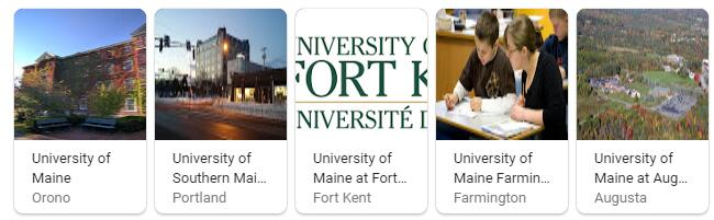 Top Universities in Maine