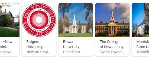 Top Universities in New Jersey