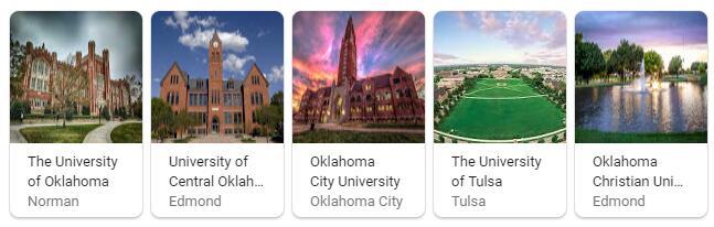 Top Universities in Oklahoma