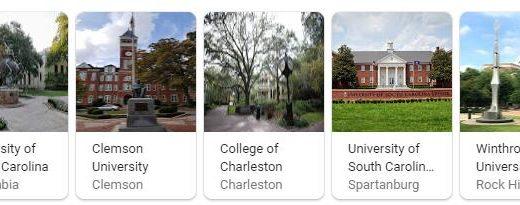 Top Universities in South Carolina