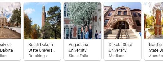Top Universities in South Dakota