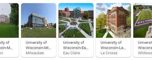 Top Universities in Wisconsin