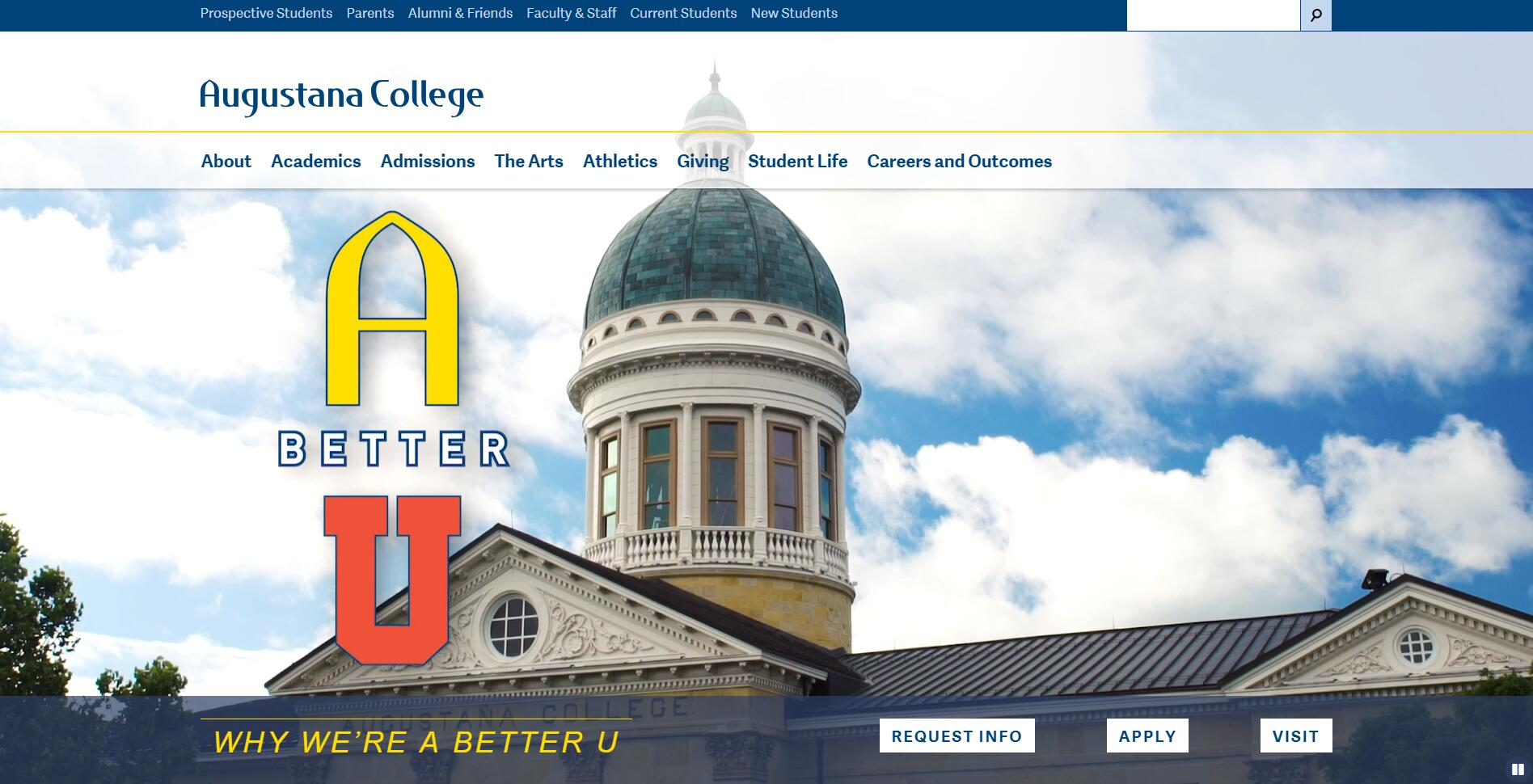 Augustana College Acceptance Rate, Average GPA, SAT and ACT