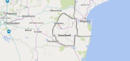 High School Codes in Swaziland