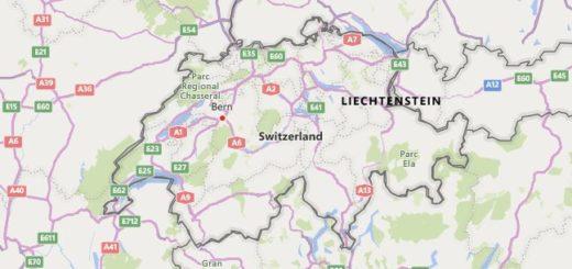 High School Codes in Switzerland