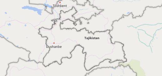 High School Codes in Tajikistan