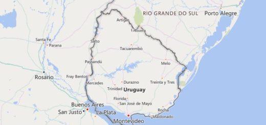 High School Codes in Uruguay