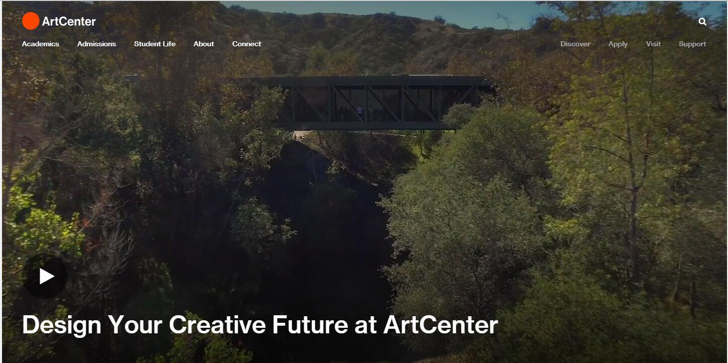Art Center College of Design Acceptance Rate, Average GPA