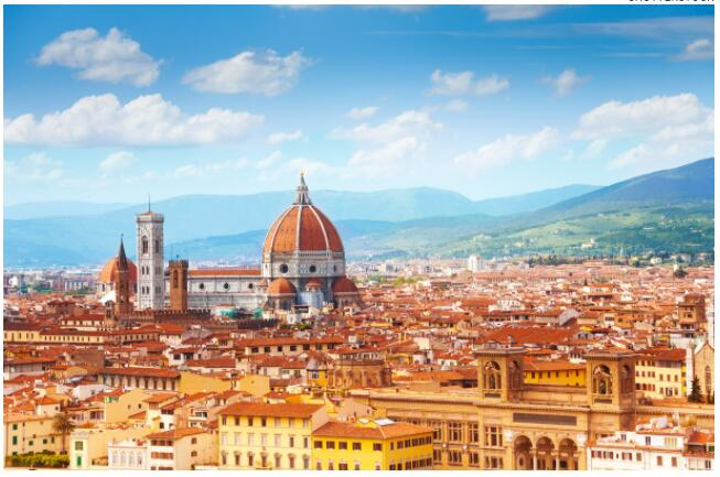 Florence is one of the most famous destinations in Tuscany