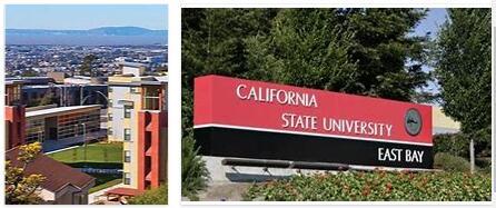 California State University, East Bay 2