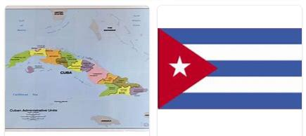 Cities and Places in Cuba