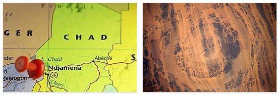 Chad Geography