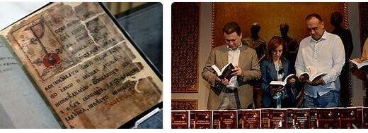 Macedonia Culture and Literature