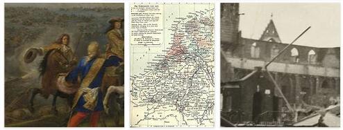 Netherlands History Timeline