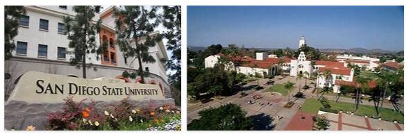 San Diego State University 1