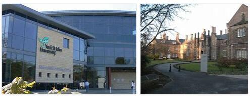 York St John University Study Abroad 1